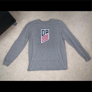 Nike Long Sleeve Developmental Academy Soccer!!!